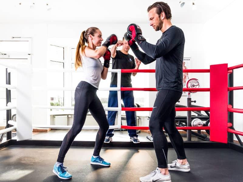 Personal Training Hamburg - Boxtraining