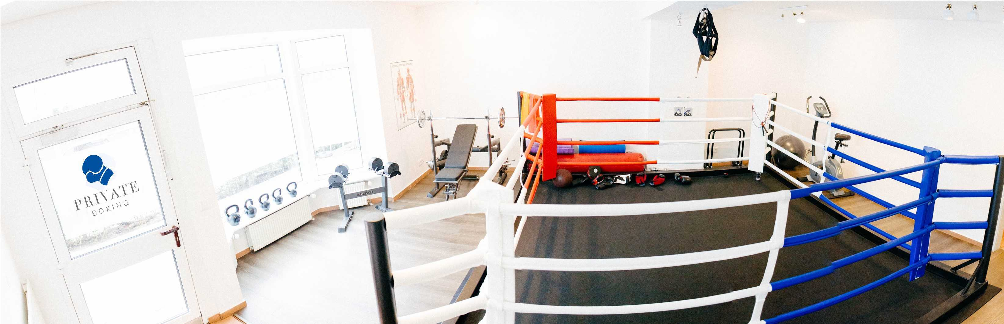 Private Boxing Gym - Personal training Hamburg